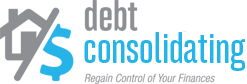 Debt Consolidating Logo
